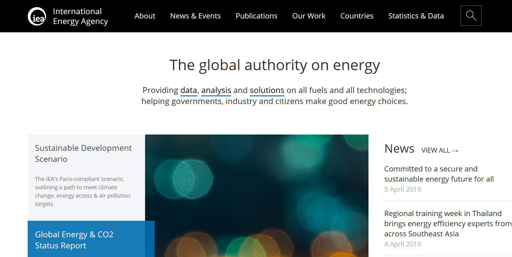 IEA defends its energy forecasts which 'steer world towards