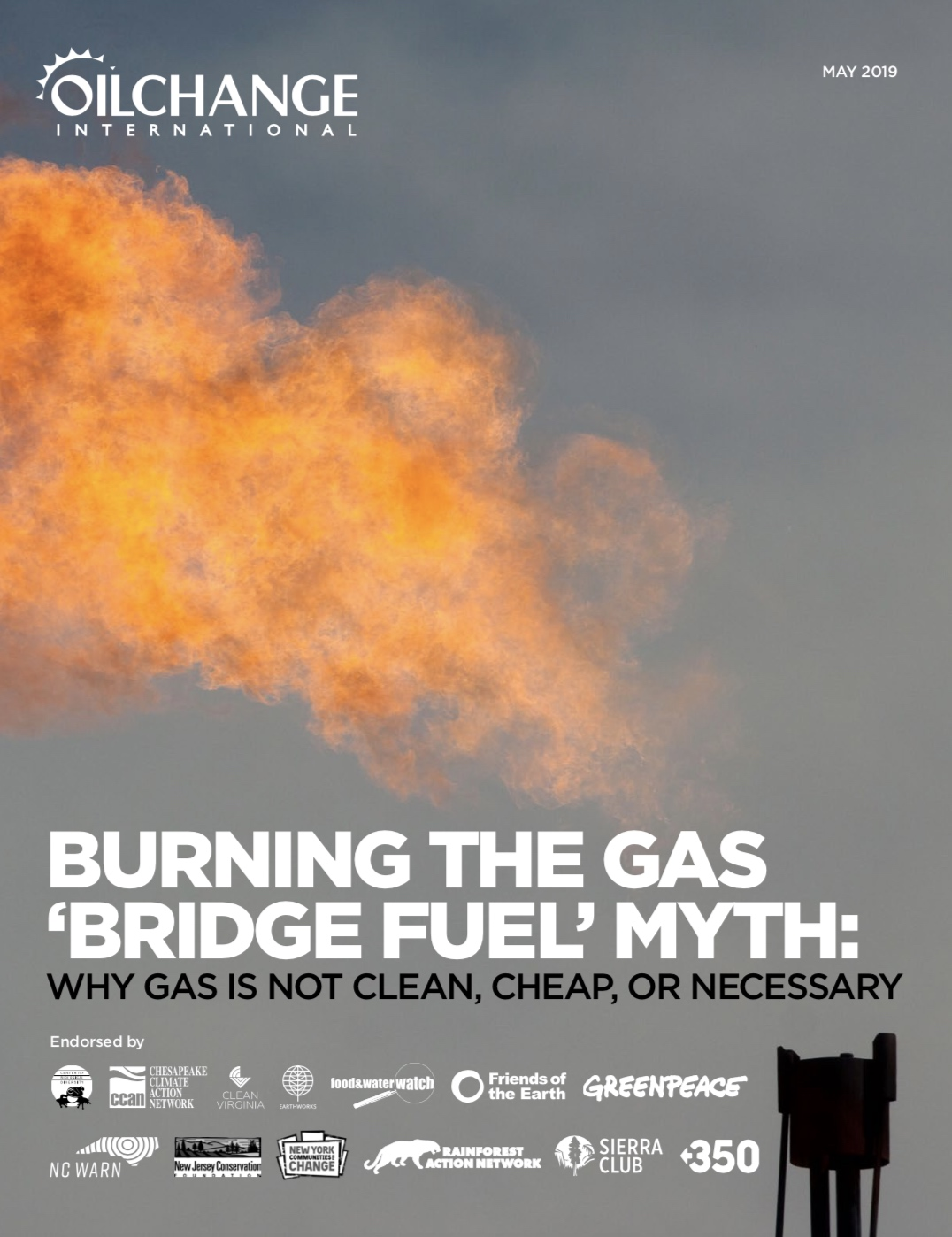 Oil Change Near Me Cheap >> Burning The Gas Bridge Fuel Myth Why Gas Is Not Clean Cheap Or