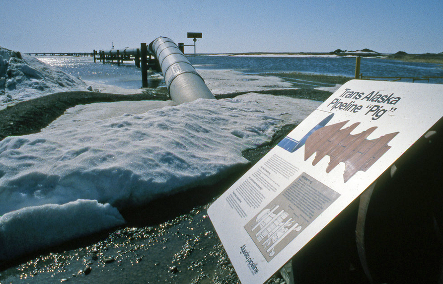 Alaska: BP's Exit Leaves a Melting Arctic & Toxic Legacy
