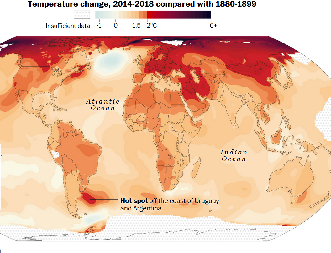"With Deniers in Charge, We Sleep-Walk Past Climate's ""Red Lines"""