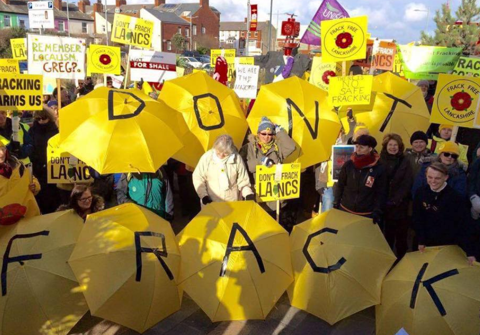 Another Year of Fracking Failure in the UK