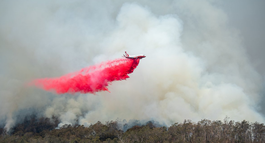 As Bushfires Rage in Oz, the Government Is Criticized for Lack of Climate Action