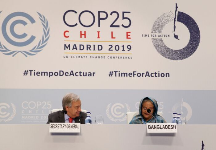 """As COP opens, UN warns of """"betrayal of generations to come,"""" unless we radically increase climate action"""