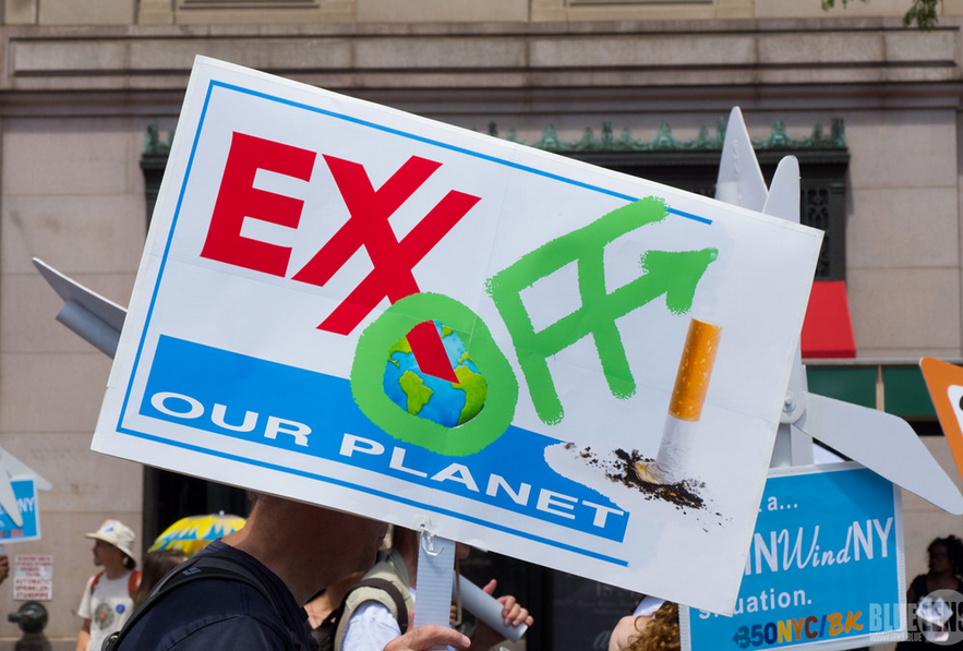 Scientists Find Exxon's 2018 Well Blowout is Bigger Than Emissions From Many EU Countries