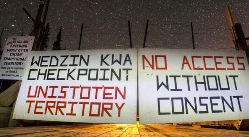 "UN calls for ""free, prior and informed consent"" from First Nations for Canadian pipelines"