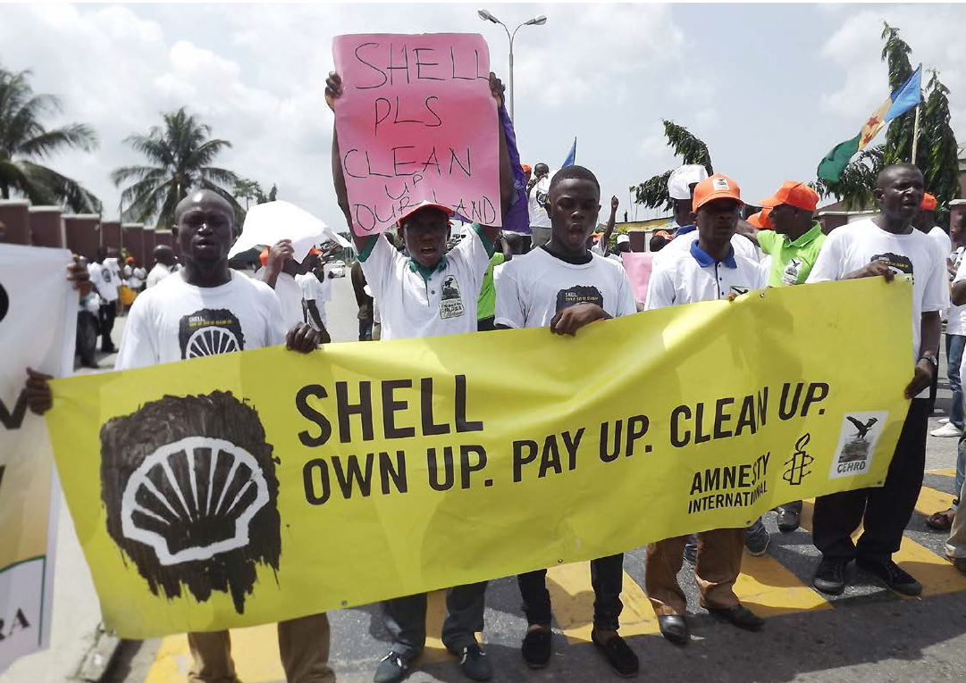 After 25 years, will the courts finally find #ShellGuilty?