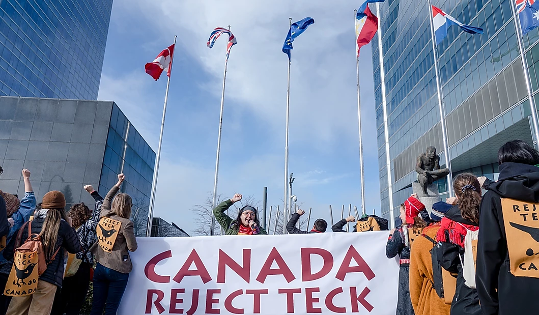 Big climate win after Teck withdraws its own massive tar sands mine application