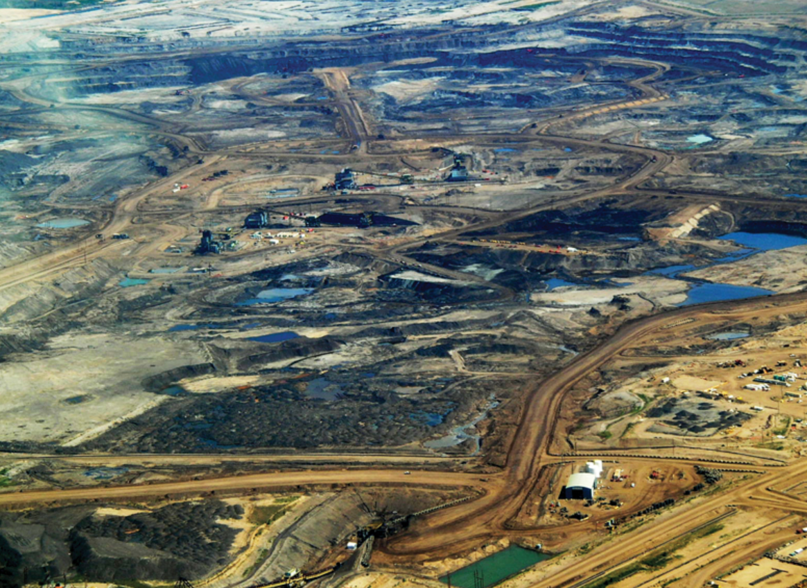 """""""Oil is dead"""": Post COVID-19, there's no way back for Canada's tar sands"""