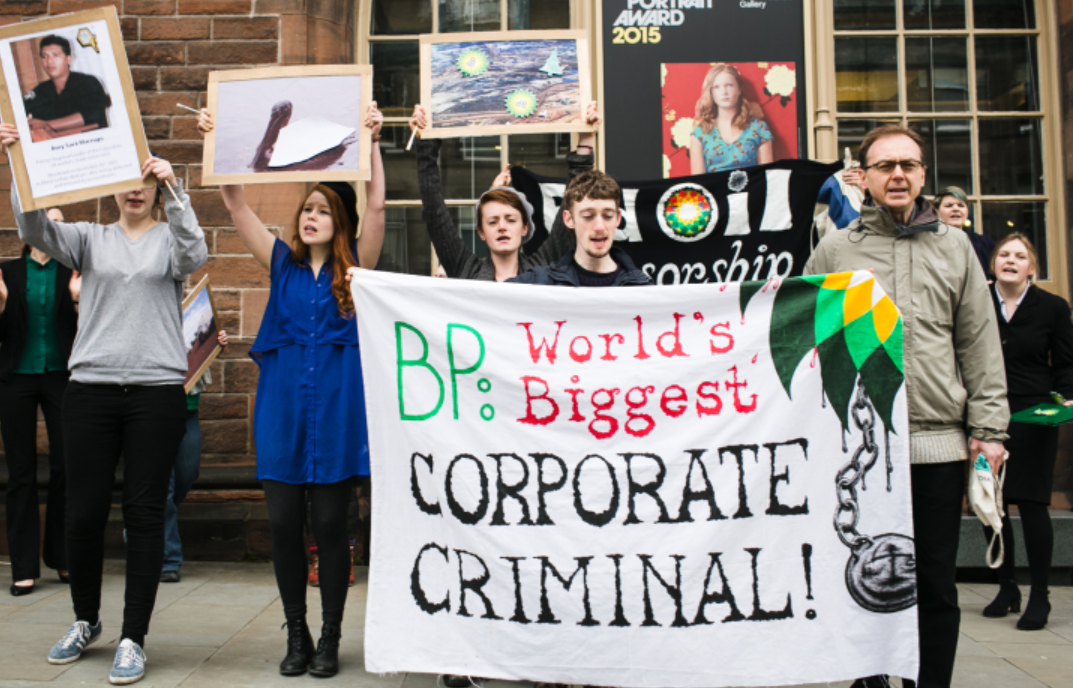 """Historic moment"" as BP writes-off billions of reserves as stranded assets"