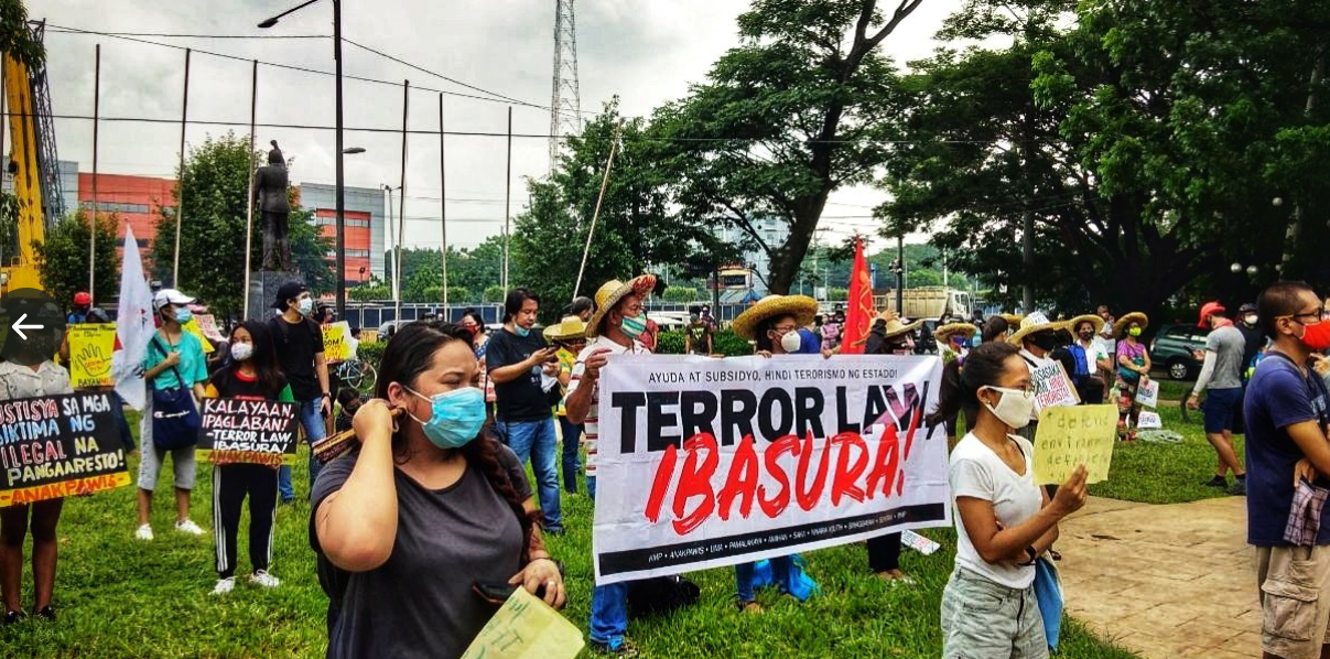 ACT NOW in the Philippines: We need you to stand against the #JunkTerrorLaw