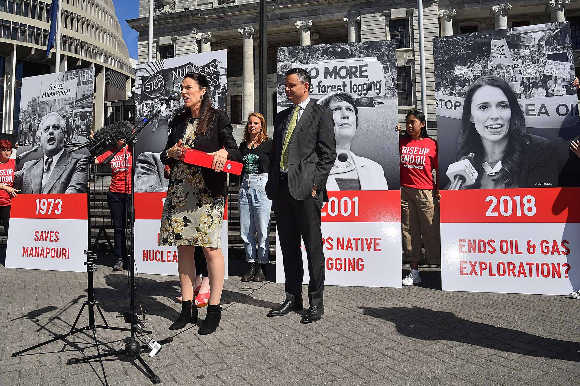 After huge election victory, Jacinda Ardern needs to show practical climate leadership