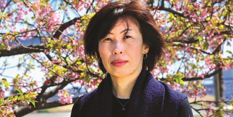 Inspirational colleague, Kimiko Hirata, wins Goldman Prize for campaigns to end Japan's addiction to coal