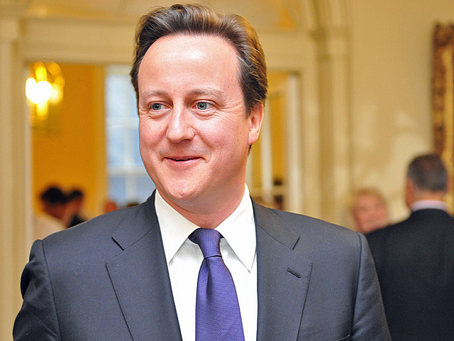 "Former British PM, David Cameron, Argues Fracking is ""Essential"" for Post-Brexit UK"