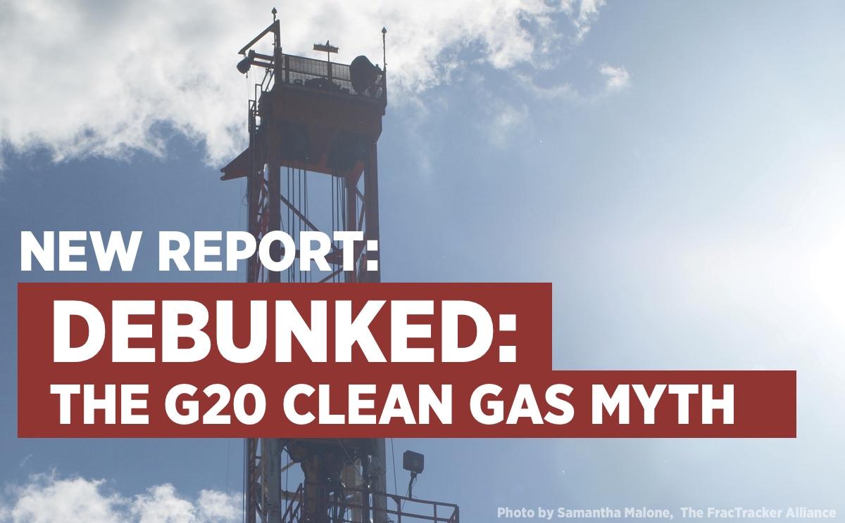 Debunked: The G20 Clean Gas Myth