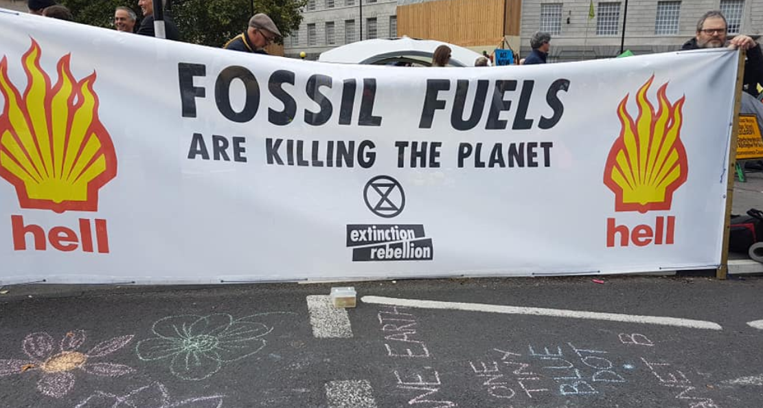 """As Climate Rebellion Spreads, UK Gov. Risks """"Carbon Blowout"""" By Investing in Gas"""