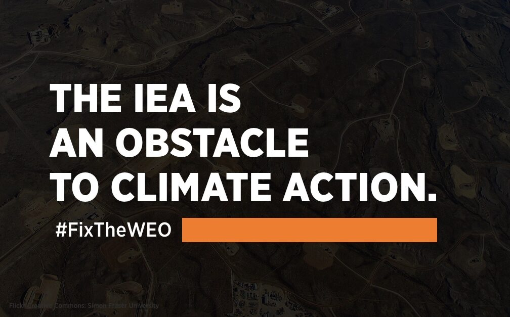 To advise on green stimulus, the IEA needs to upgrade its own climate toolbox