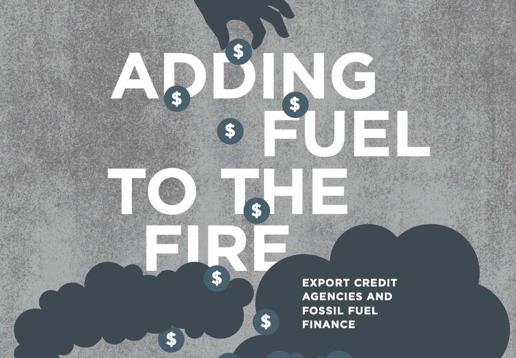 Adding Fuel to the Fire: Export Credit Agencies and Fossil Fuel Finance