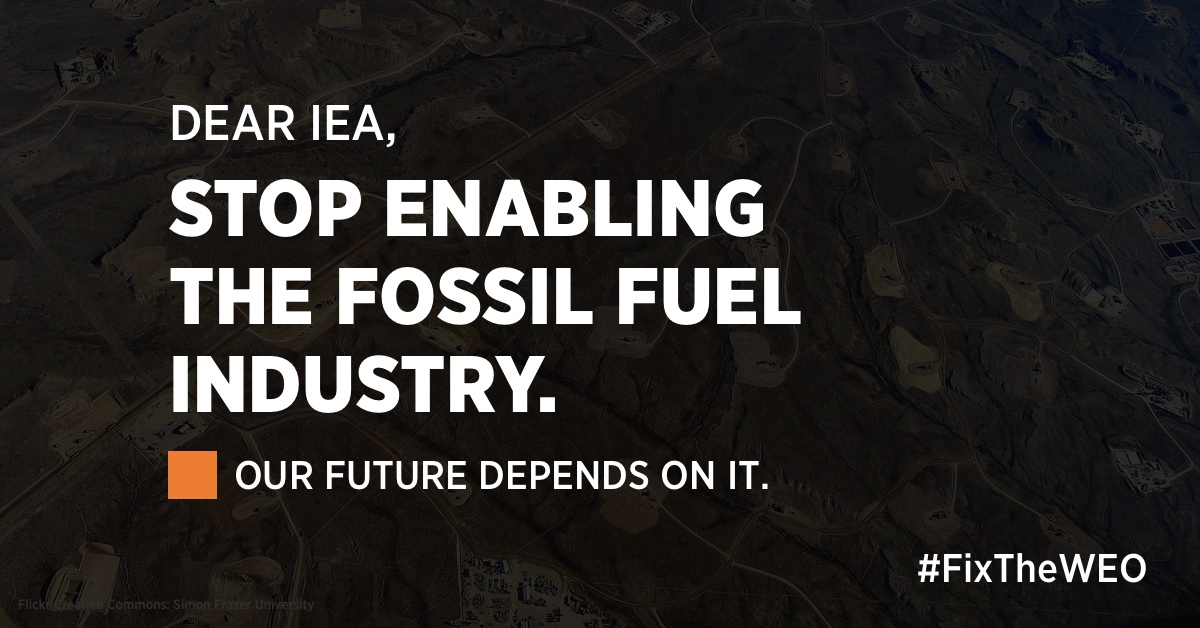 """""""Grand Coalitions"""" with Big Oil and Gas Won't Solve the Climate Crisis"""