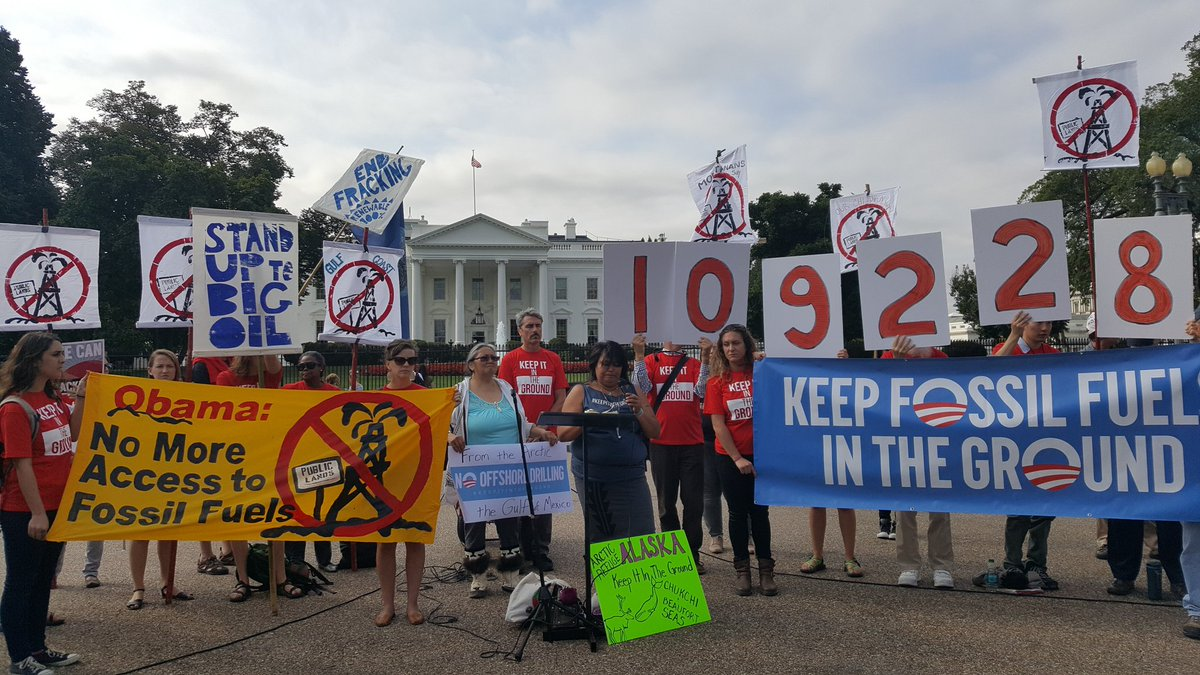 Over 500 Groups Urge Biden to Order Fossil Fuel Leasing Ban