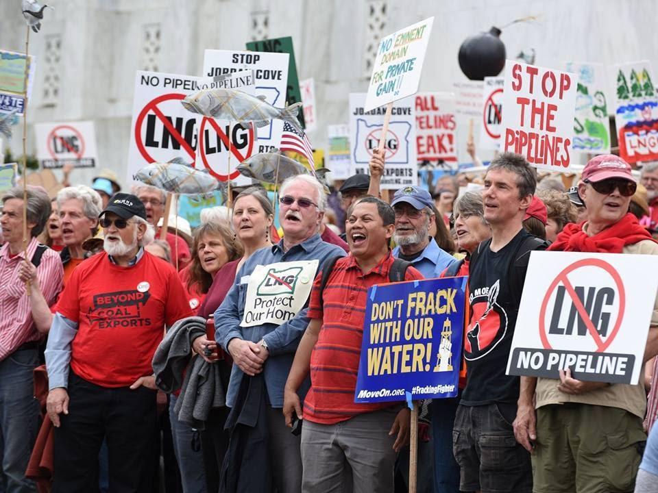 Federal Energy Regulatory Commission Upholds Oregon's Denial of Key Jordan Cove LNG Permit