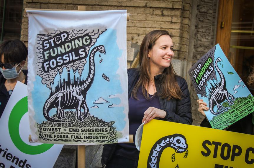 Response to Biden executive order on international fossil finance