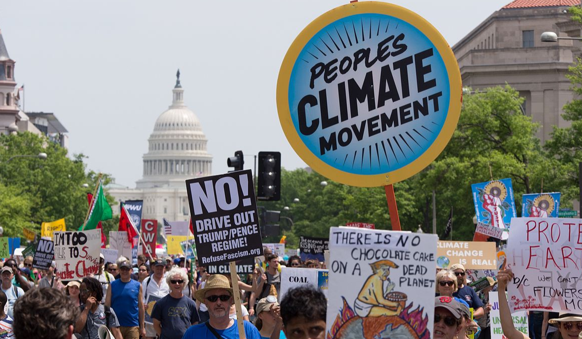 2021: Momentum builds for climate action, including from President-elect Biden
