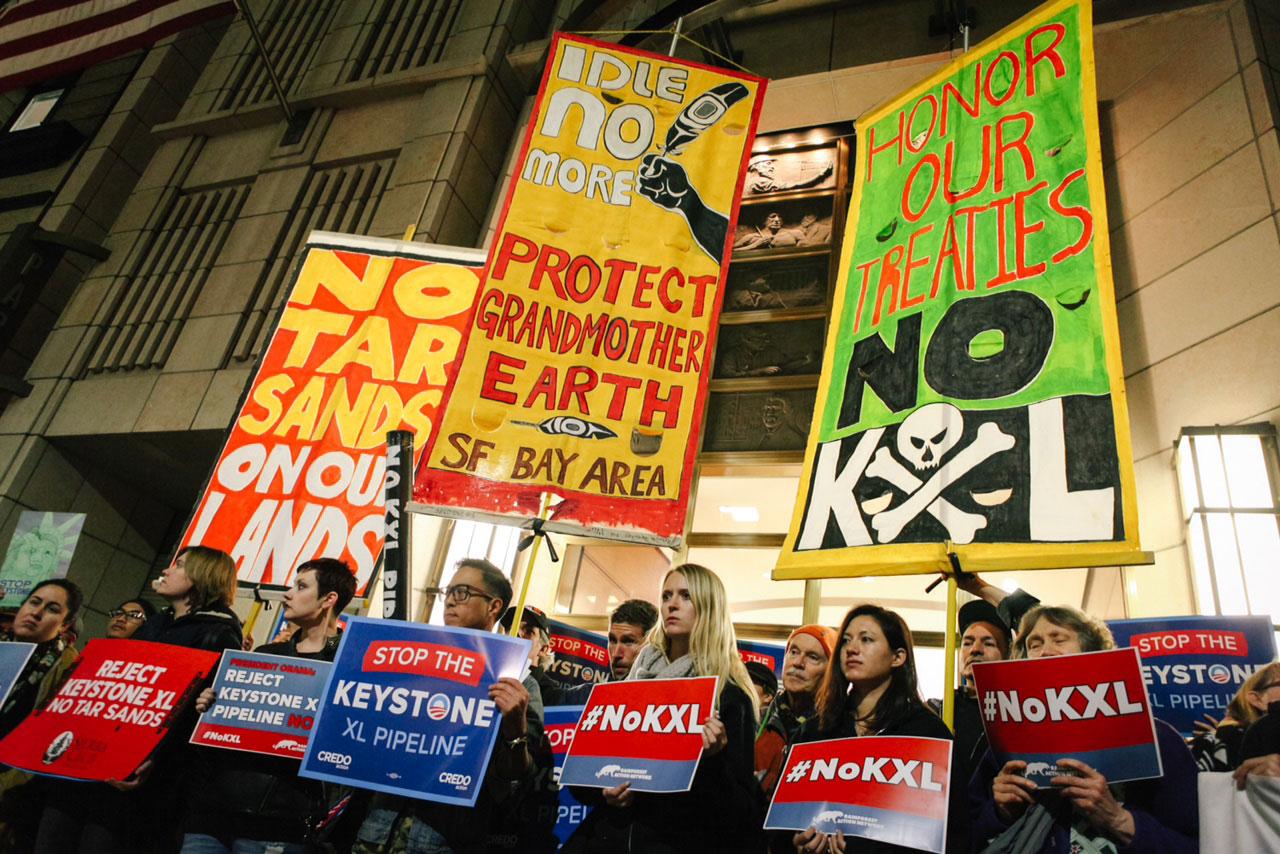 Response to Biden Executive Actions on Climate, Keystone XL