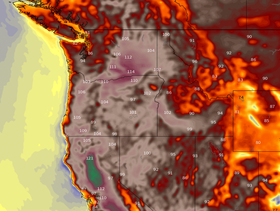 Worsening climate crisis brings megadroughts, wildfires & heat to American West
