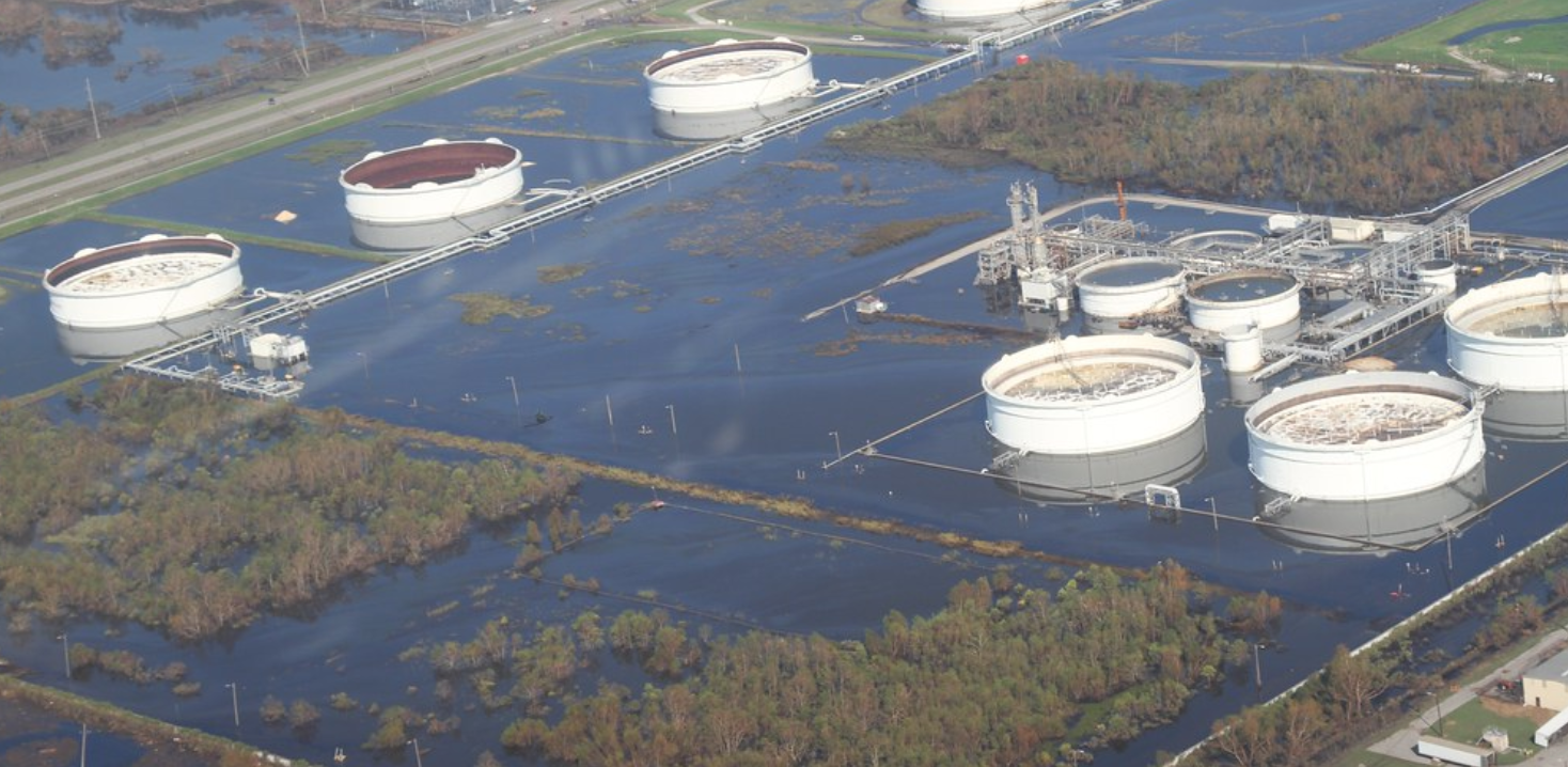 Hurricane Ida's legacy is even more pollution dumped on Cancer Alley communities