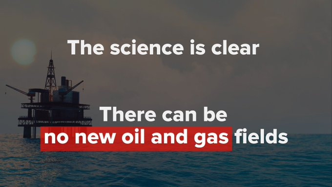 Watershed: The Turning Point for North Sea Oil & the Just Transition